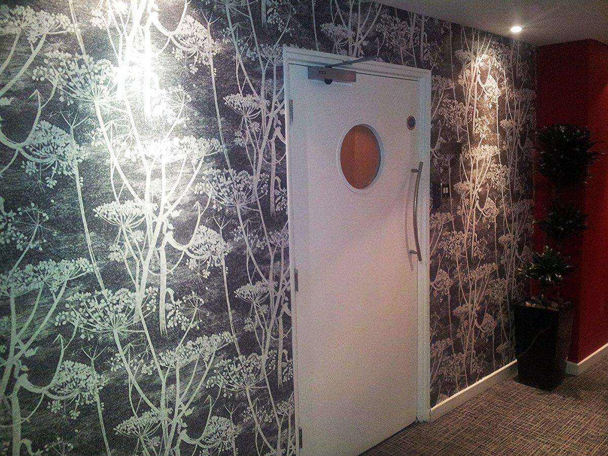 1 wallpaper, , Soho, London W1
