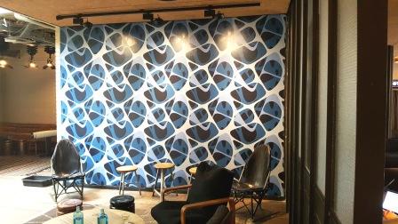 1 wallpaper, Ace Hotel London Shoreditch