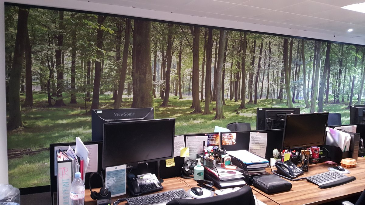 Self Adhesive Wallpaper, Bank London