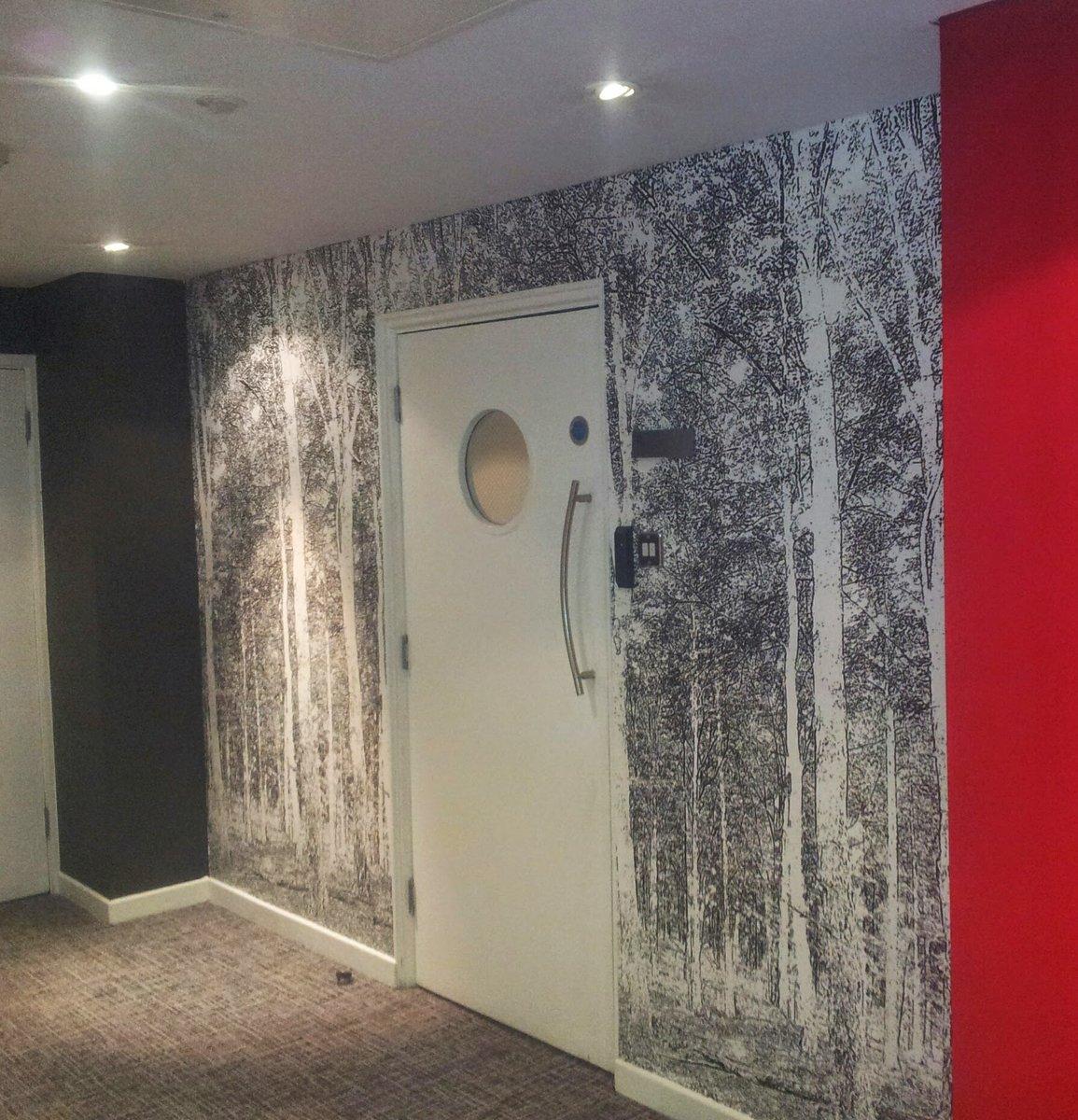 wallpaper, , Soho, London W1