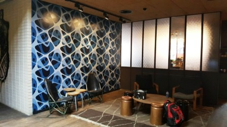 wallpaper, Ace Hotel London Shoreditch