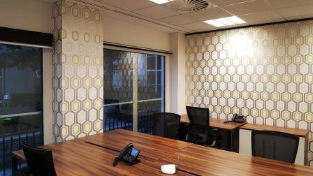 wallpaper, central London, Bank 3