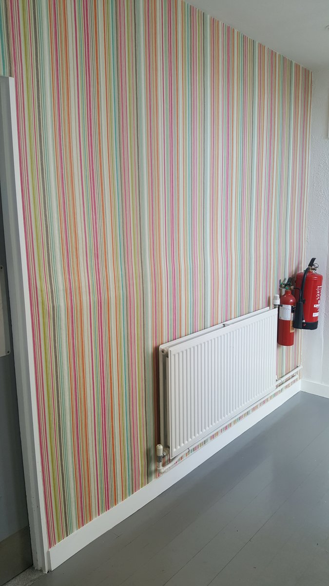 wallpaper, central London 1