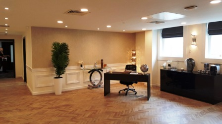 13 Painting and decorating, cental London