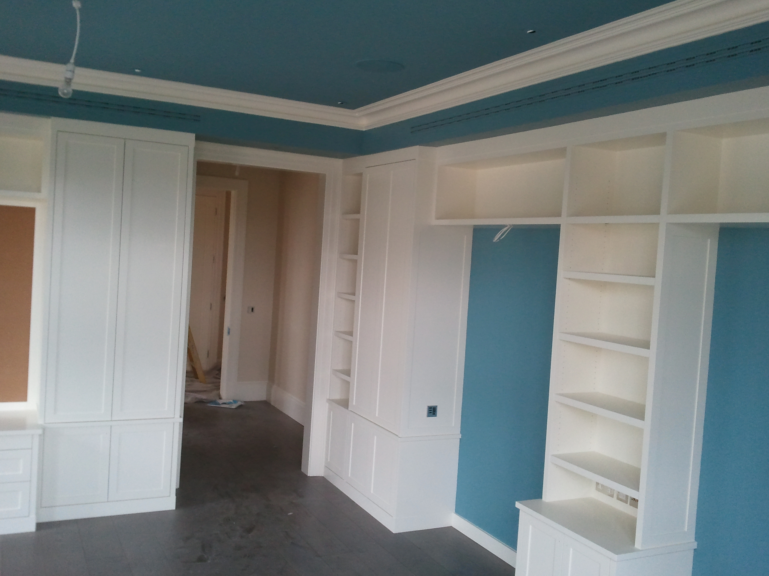 20 Painting and decorating, cental London