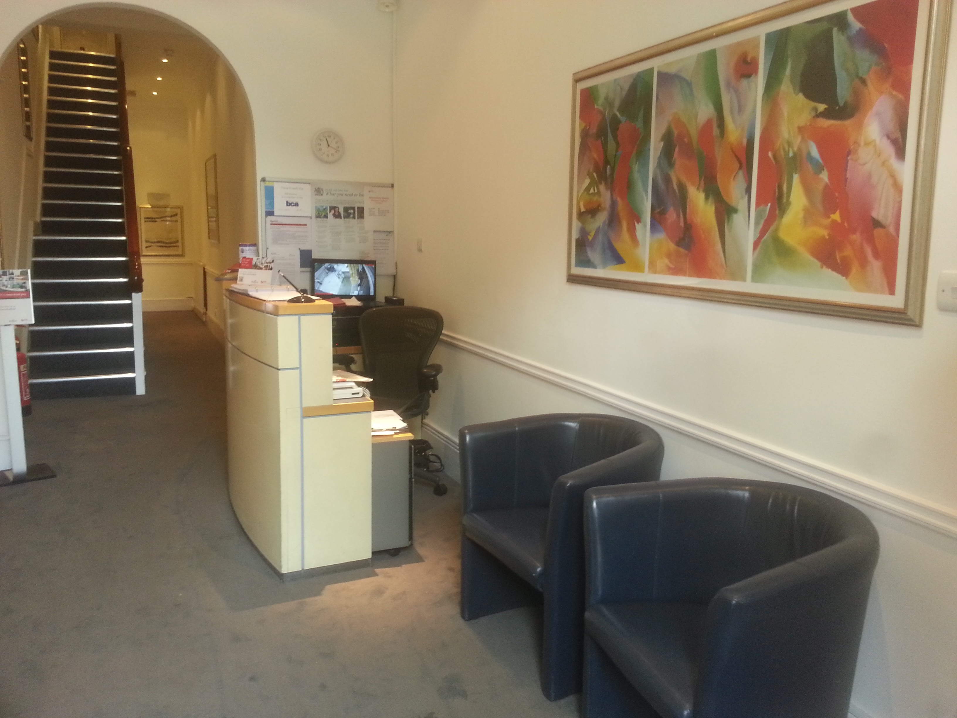 21 Painting and decorating, cental London