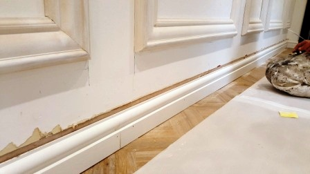 Painting and decorating, central London