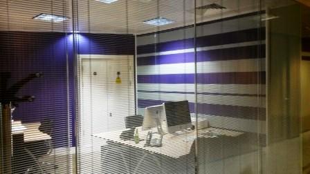 1 office decorating, Amadeus House, Floral St, London WC2E 9DP