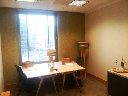 1 office decorating, Cannon St, London EC4N 6NP