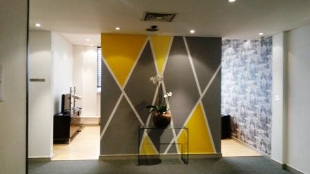 1 office decorating, Greycoat Place, London, SW1P 1SB