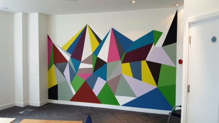 1 office decorating, King William St, London EC4N 7DZ