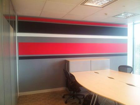 1 office decorating, Tottenham Court Road, London, W1T 4TQ