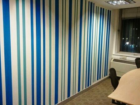 10 office decorating, Soho Square, London, W1D 3QL