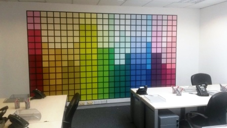 11 office decorating, Greycoat Place, London, SW1P 1SB