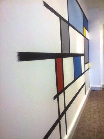 12 office decorating, Golden Cross House, Duncannon St, London WC2N 4JF