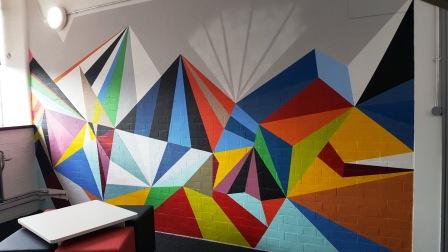 12 office decorating, Greycoat Place, London, SW1P 1SB