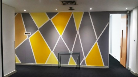 13 office decorating, Greycoat Place, London, SW1P 1SB