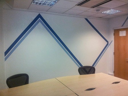17 office decorating, Golden Cross House, Duncannon St, London WC2N 4JF