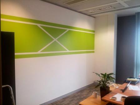 18 office decorating, Golden Cross House, Duncannon St, London WC2N 4JF