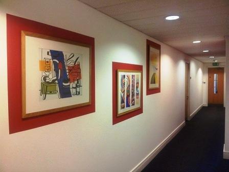 20 office decorating, Golden Cross House, Duncannon St, London WC2N 4JF