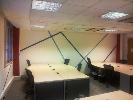 21 office decorating, Golden Cross House, Duncannon St, London WC2N 4JF