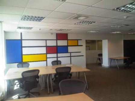 22 office decorating, Greycoat Place, London, SW1P 1SB