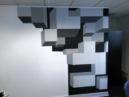 24 office decorating, Greycoat Place, London, SW1P 1SB