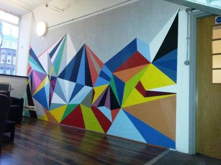 27 office decorating, Greycoat Place, London, SW1P 1SB