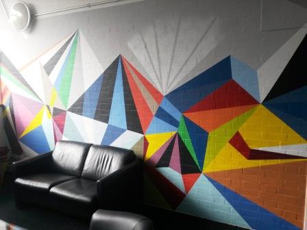 28 office decorating, Greycoat Place, London, SW1P 1SB
