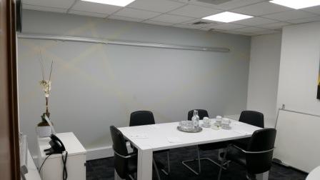 3 office decorating Charlotte Street, London, W1T 2NS