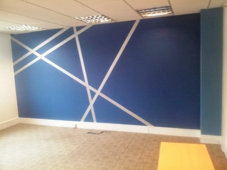 4 office decorating, Golden Cross House, Duncannon St, London WC2N 4JF