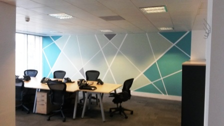 4 office decorating, Broadway, Westminster, London SW1H 0RG
