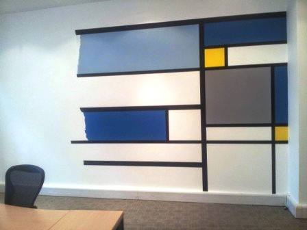 5 office decorating, Golden Cross House, Duncannon St, London WC2N 4JF