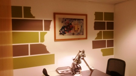 5 office decorating, Broadway, Westminster, London SW1H 0RG