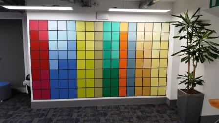 5 office decorating, Charlotte Street, London, W1T 2NS