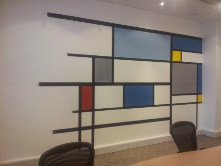 7 office decorating, Golden Cross House, Duncannon St, London WC2N 4JF