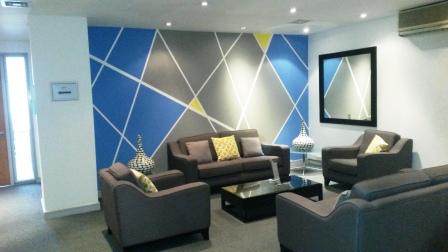 8 office decorating, Greycoat Place, London, SW1P 1SB