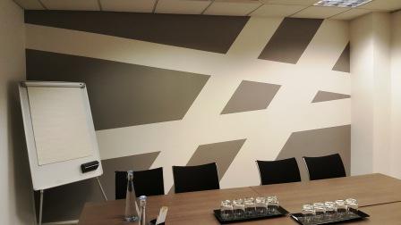 9 office decorating, Greycoat Place, London, SW1P 1SB