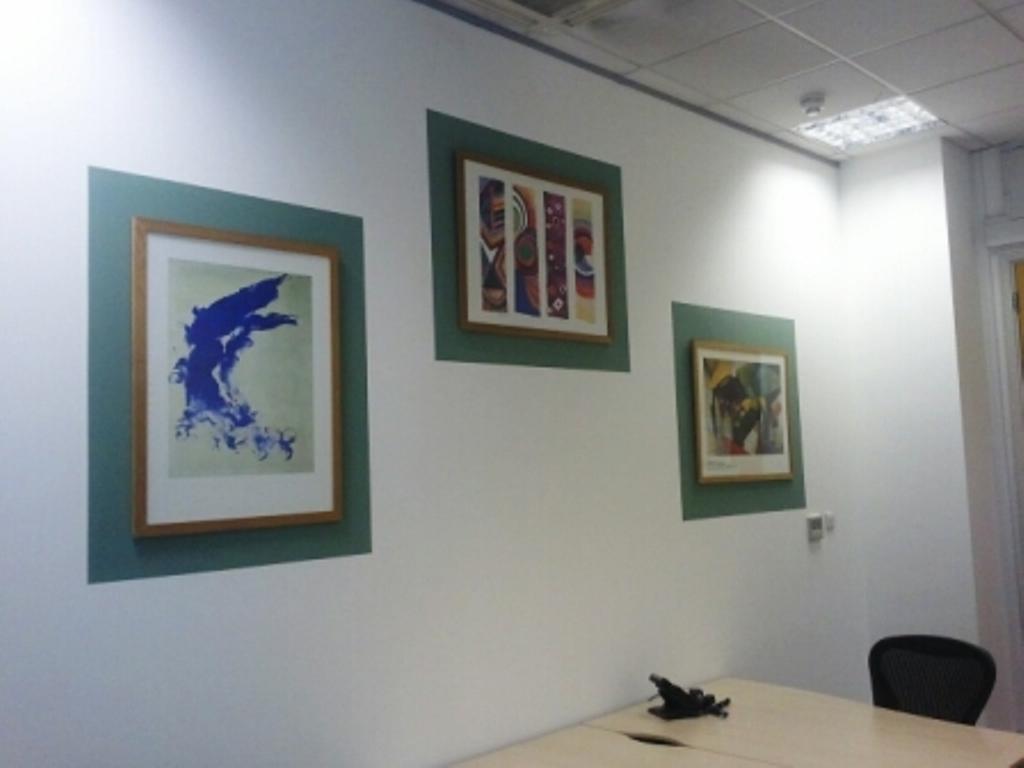 office decorating, Golden Cross House, Duncannon St, London WC2N 4JF
