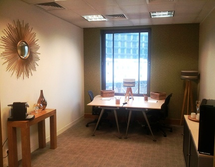 office decorating, Cannon St, London EC4N 6NP