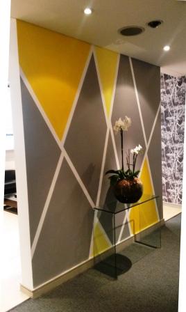office decorating, Greycoat Place, London, SW1P 1SB