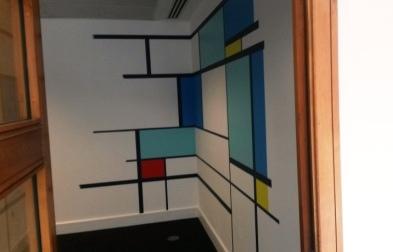 office decorating Queen Caroline St, London W6 9DX